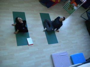 yoga και αυτισμός στα Βριλήσσια