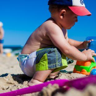 εργοθεραπεία - Παιχνίδια στην άμμο… Summer Edition