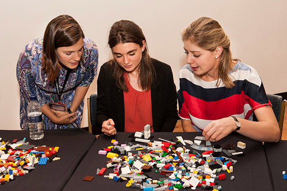 LEGO-based Therapy TRAININGin Athens