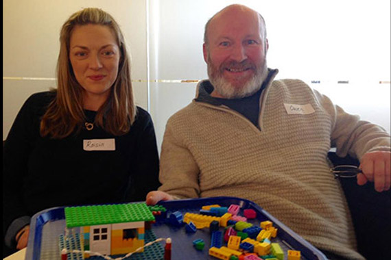 lego therapy training in athens
