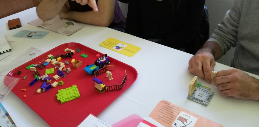LEGO-based-Therapy- workshop