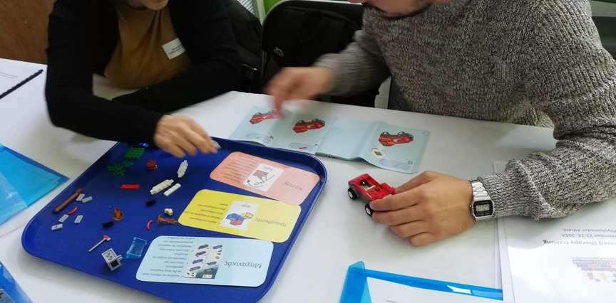 LEGO-based-Therapy- workshop-athens